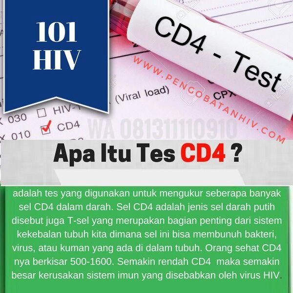 mengobati hiv sampai tuntas bagi odha