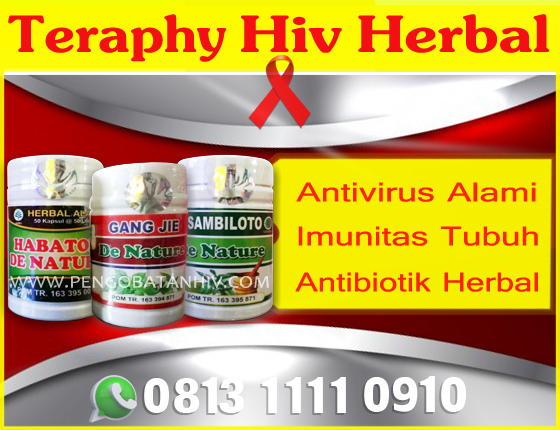 Obat Herbal HIV Tanp Efeksamping
