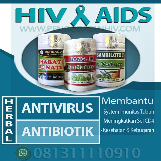 PENGOBATAN HIV AIDS SECARA ALAMI HERBAL TRADISIONAL