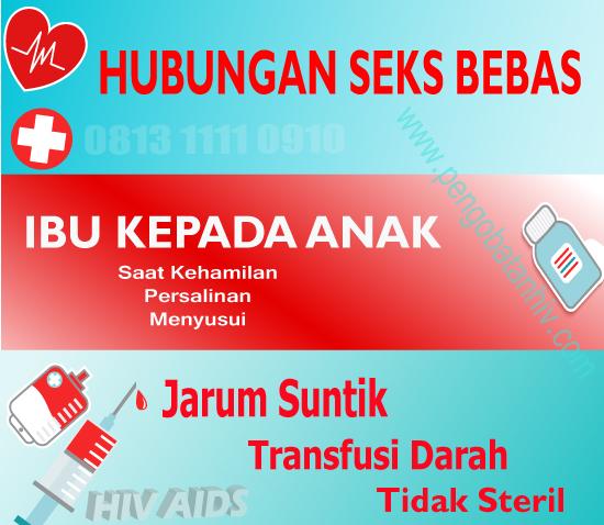 Cara Penularan Hiv Aids