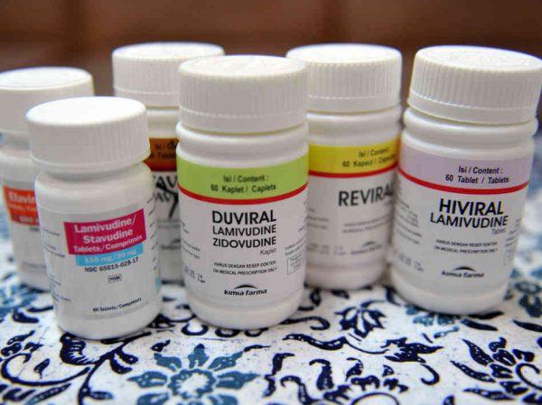 Cara Pengobatan Aids Dengan Teraphy ARV