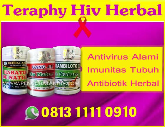 OBAT HIV HERBAL PEMBUNUH VIRUS