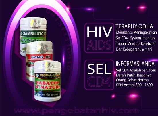 Rawatan HIV Herba Semulajadi Selamat Dan Tanpa Kesan Sampingan