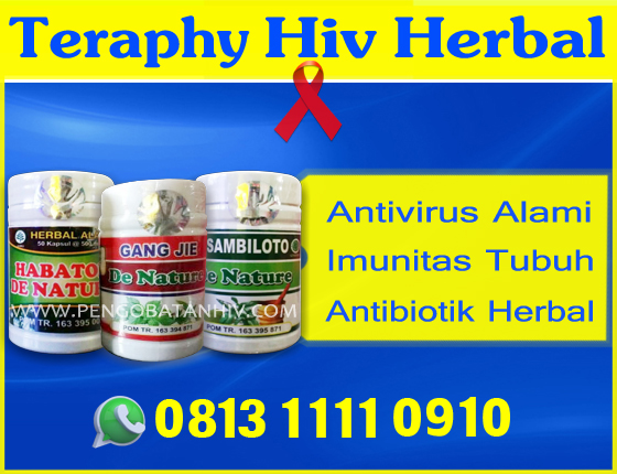 Obat Herbal Lidah putih Hiv Aids