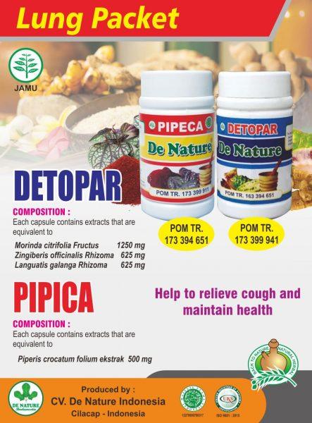 Herba Alami Untuk Rawatan Tuberkulosis Paru