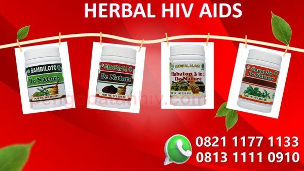 Obat Hiv Herbal Tanpa Efek Samping