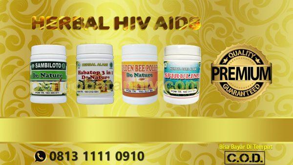 Punca Penyakit Hiv Dan Rawatan Herba Yang Terbukti Berkhasiat