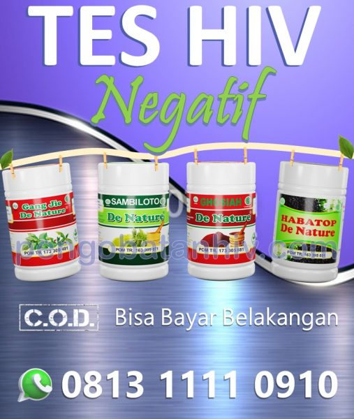 Obat Hiv Aids Herbal Tanpa Efek Samping