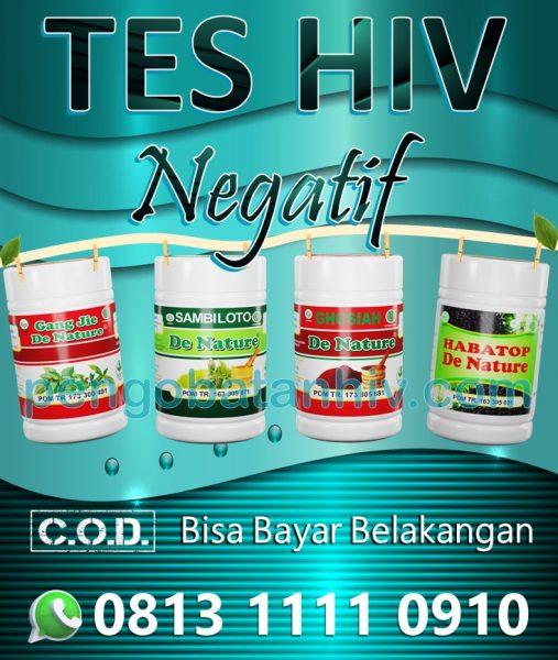 Tanda Tanda HIV