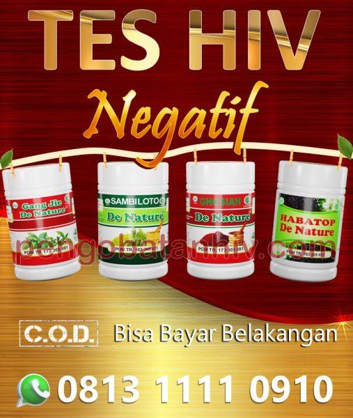 Obat Hiv Herbal Tanpa Efek Samping Untuk Aids Stadium Lanjut