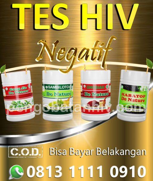 Ubat Untuk HIV AIDS Terbukti Tes Viral Load Negatif