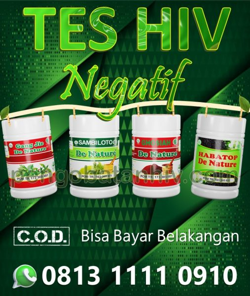 obat hiv alami