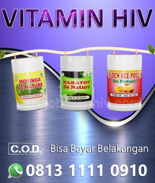 vitamin suplemen hiv aids herbal ampuh untuk daya tahan tubuh