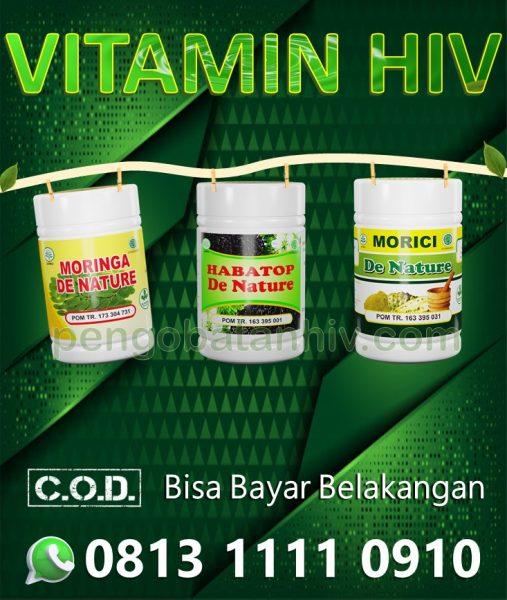 vitamin suplemen hiv aids herbal ampuh untuk imunitas tubuh odha