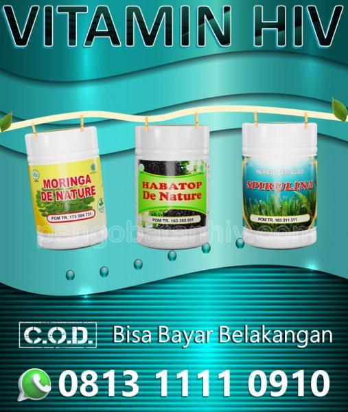 vitamin suplemen hiv aids herbal yang bagus untuk daya tahan tubuh